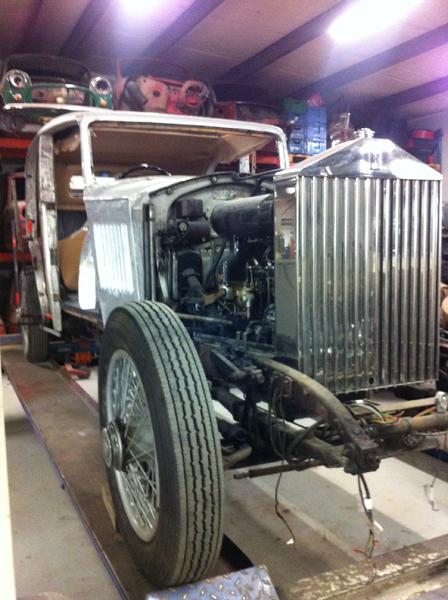 Rolls-Royce 1934