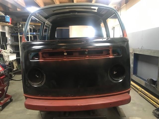 VW DoKa time….